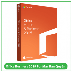 Mua Key Office Business 2019 For Mac