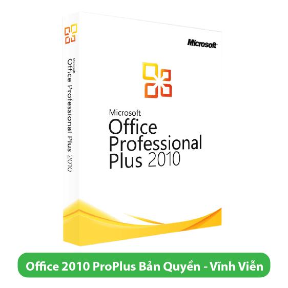 Mua Key Office Professional Plus 2010