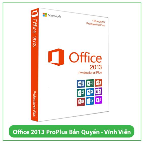 Mua Key Office Professional Plus 2013
