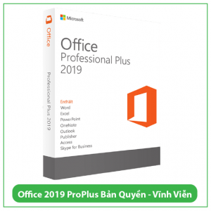 Mua Key Office Pro Plus 2019