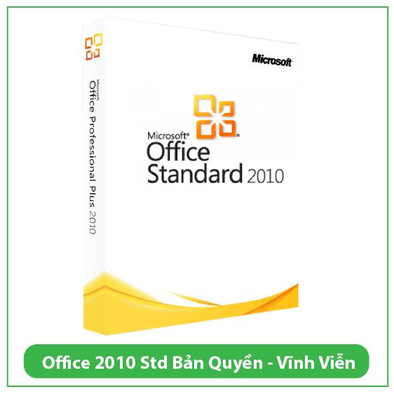 Mua Key Office Standard 2010