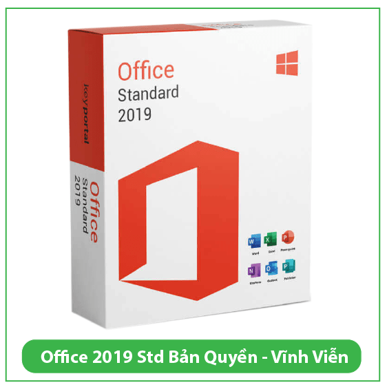 Mua Key Office Standard 2019