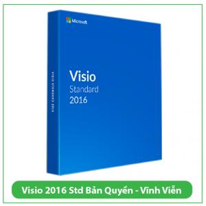 Mua Key Visio Standard 2016