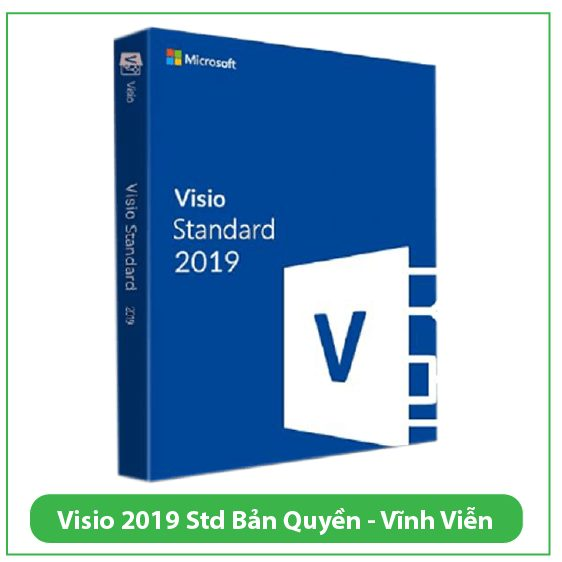 Mua key Visio Standard 2019
