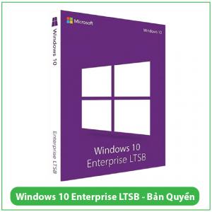 Windows 10 Enterprise LTBS