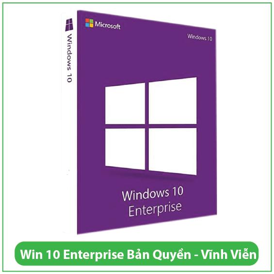 Mua Key Windows 10 Enterprise
