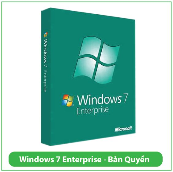 Mua Key Windows 7 Enterprise