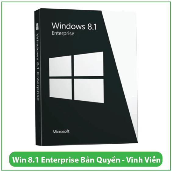 Mua Key Windows 8.1 Enterprise