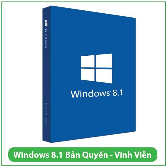 Mua Key Windows 8.1