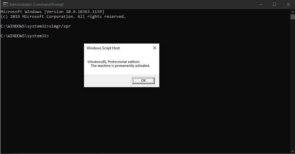 Hướng dẫn kiểm tra Windows có bản quyền hay không?